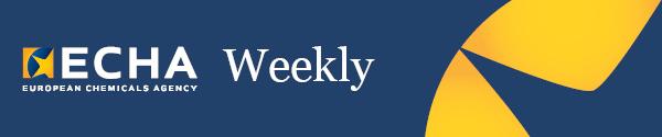 ECHA Weekly
