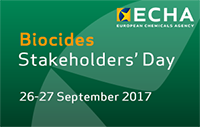 Biocides Stakeholders' Day 2017