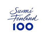 suomi100 logo