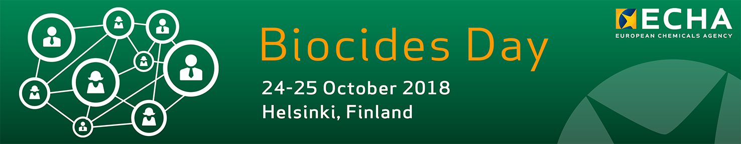 Register for Biocides Day 2018