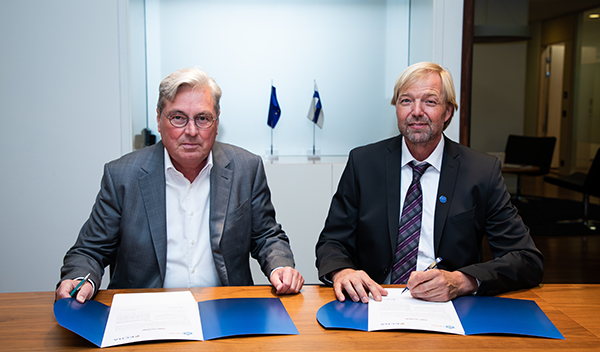 Cefic and ECHA sign joint statement