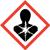 GHS08: Serious Health Hazard